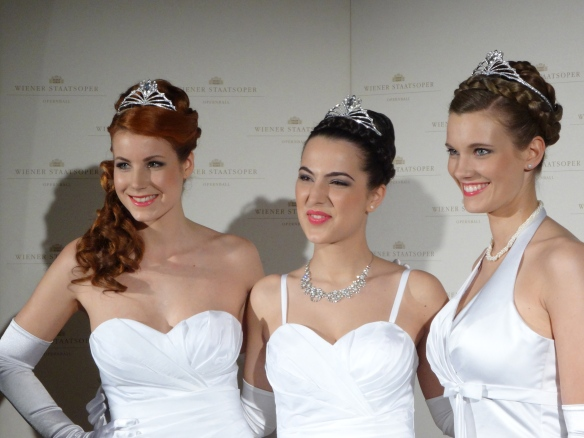 Debutantes with Stephen Webster Swarovski Tiara
