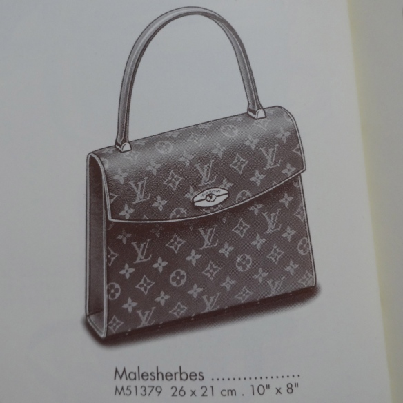 (c) Louis Vuitton Le Catalogue