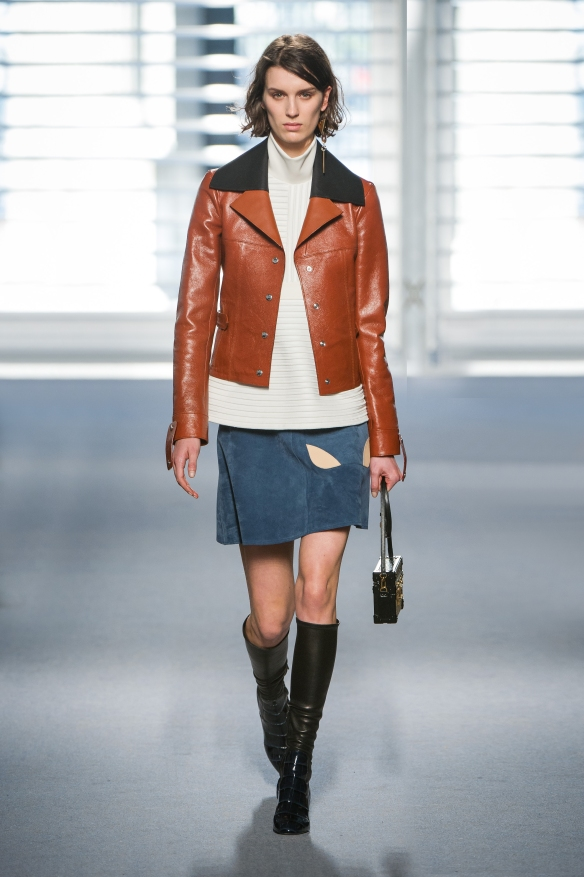 LOUIS VUITTON Women Collection Fall-Winter 2014/2015 Collection © Louis Vuitton Malletier – All rights reserved