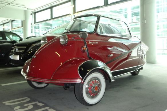 Messerschmitt Kabinenroller 1 HappyFace313
