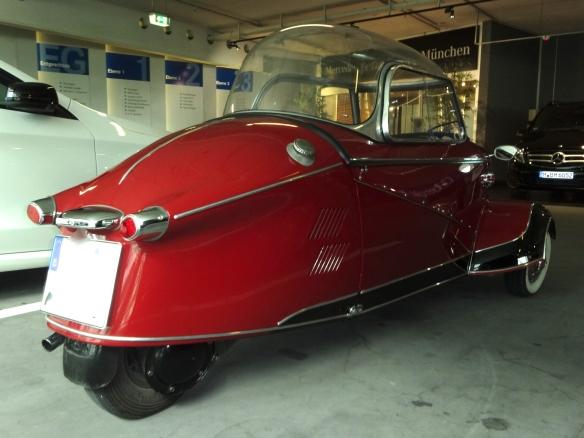 Messerschmitt Kabinenroller 7 HappyFace313