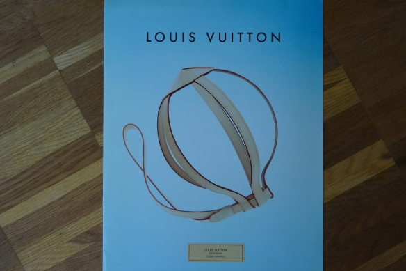 official Louis Vuitton Football catalog, © Louis Vuitton