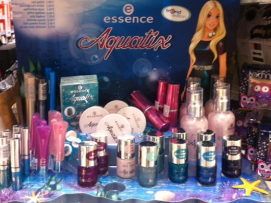 essence aquatix trend edition