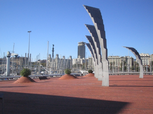Barcelona old harbor / Alter Hafen in Barcelona