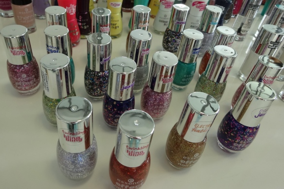 essence effect nail polishes 17 HappyFace313