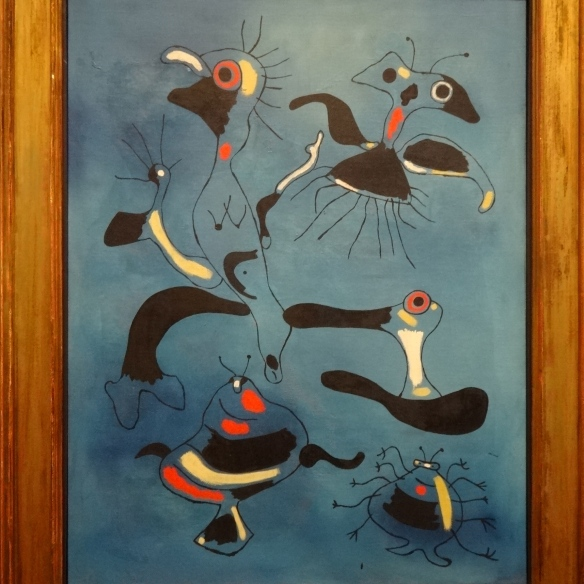 Joan Miro: Birds and Insects - Albertina Museum