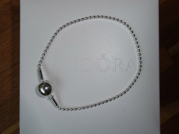 Pandora Essence - Kugelarmband / Beaded bracelet