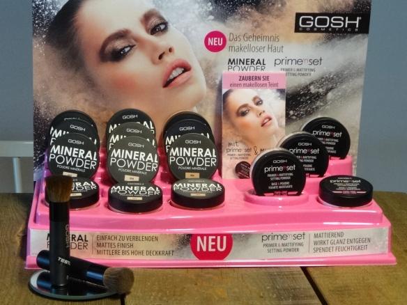 GOSH Mineral Powder & Prime 'n Set