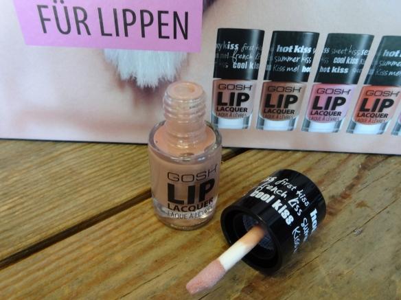 Gosh Lip Lacquer 001 Innocent Lips
