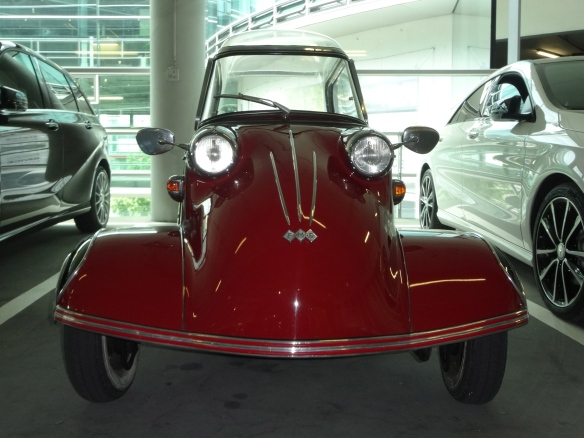 Messerschmitt Kabinenroller, Bj. 1959