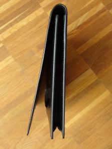 side view - Pochette Trapèze - Seitenansicht