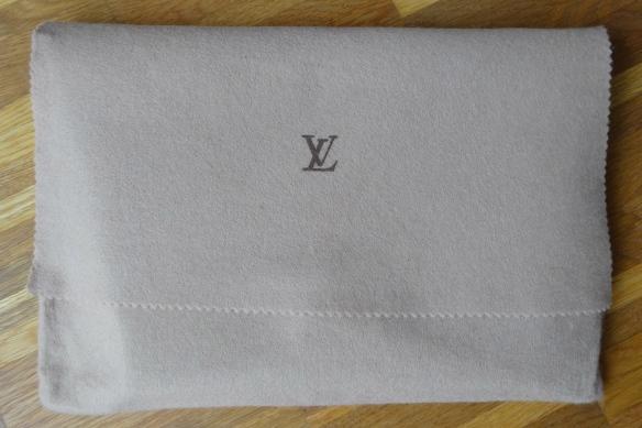 LV dust bag
