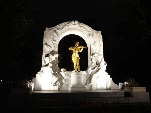 Monument - Johann Strauss II (Sohn) - Denkmal