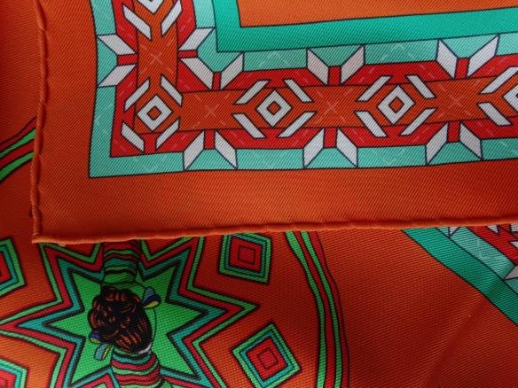 Belles du Mexique - Detail