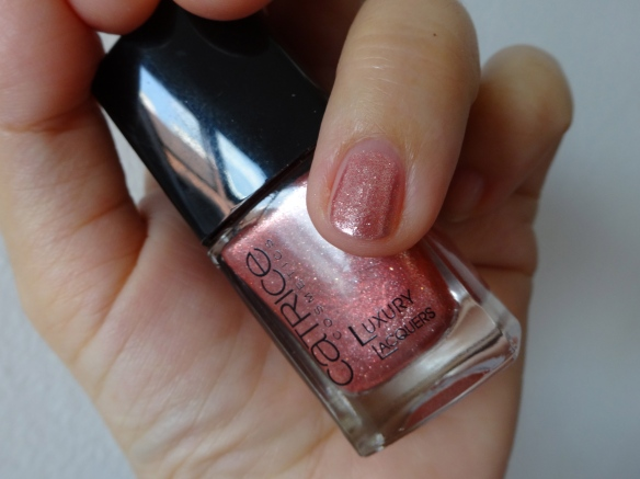Catrice Luxury Lacquers Liquid Metal 03 My Satin Ballet Shoes