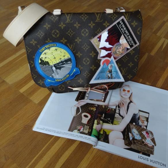Celebrating Monogram - Cindy Sherman's Camera Messenger Bag