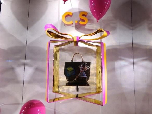 Louis Vuitton window - Celebrating Cindy Sherman