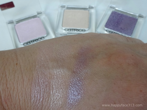 Catrice Absolute Eye Colour  880, 860 & 900
