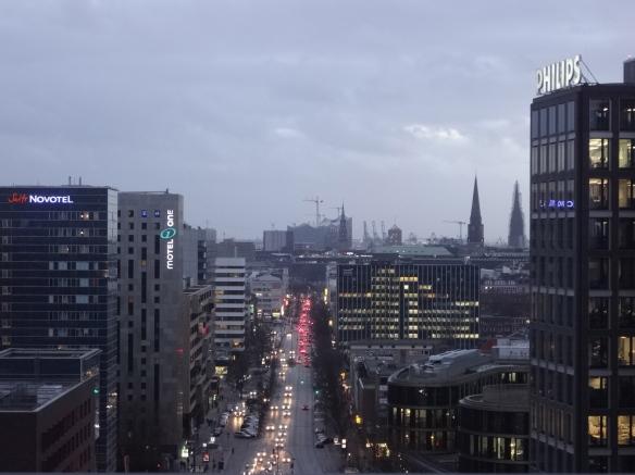 Hamburg am Abend / Hamburg by night