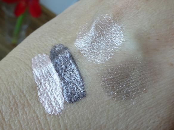 Catrice Satin Stay Cream To Powder Eyeshadow & Liner, 030 und 050