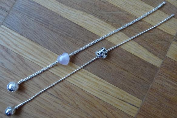 Thomas Sabo & Pandora Essence bracelets