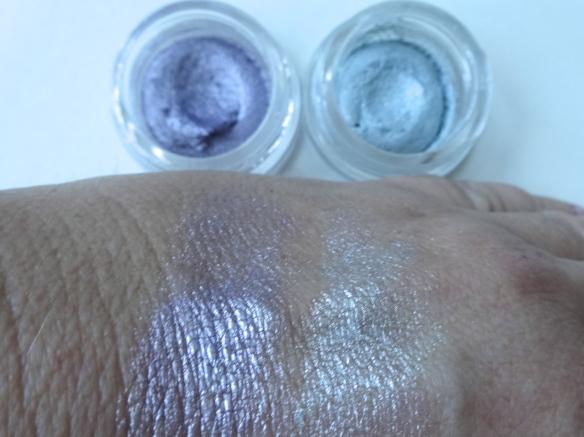 Swatches: essence soufflé eyeshadow 03 & 04